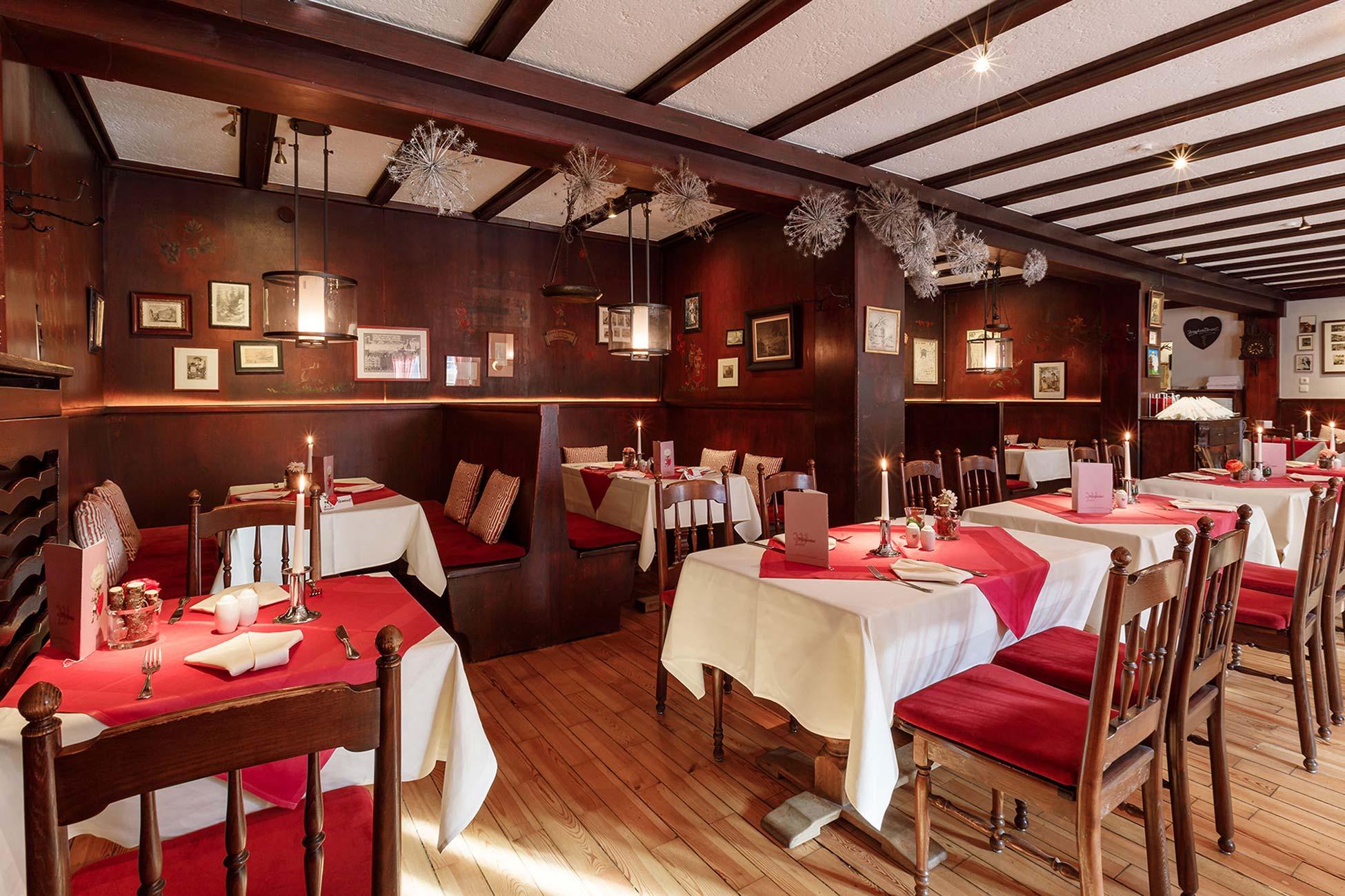 Restaurant Weichandhof In Munchen Obermenzing